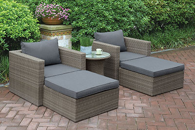 5-Pcs Outdoor Set - 402