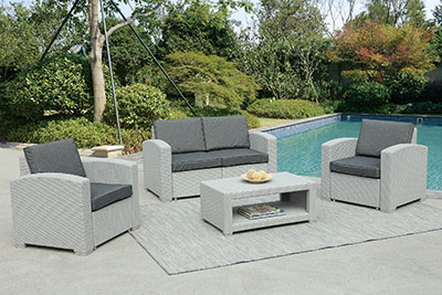 4-Pcs Outdoor Set - 436