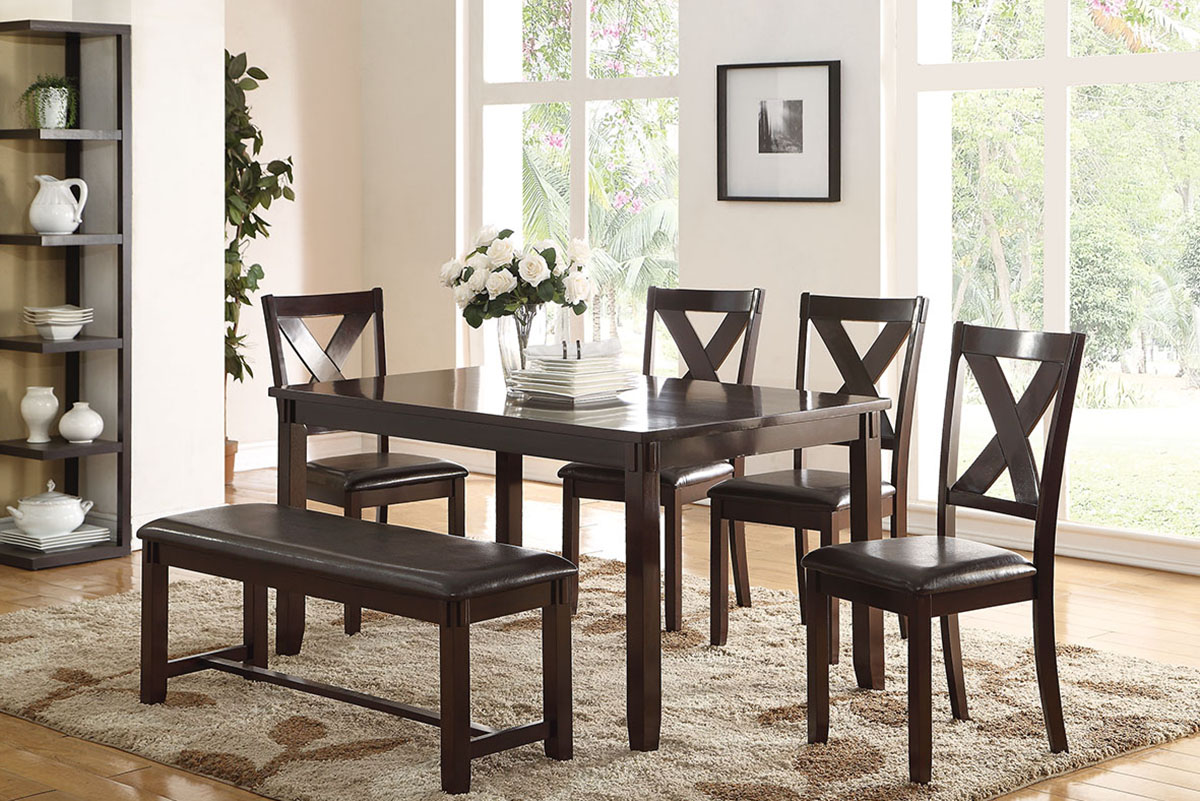 6-Pcs Dining Set - F2297