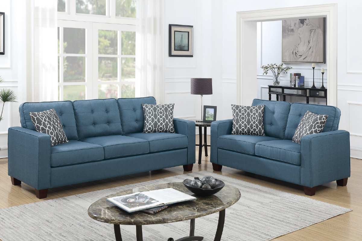 2-Pcs Sofa Set - F6410