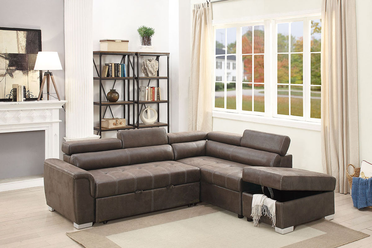 Convertible Sectional - F6549