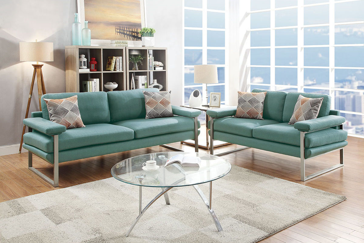 2-Pcs Sofa Set - F6558
