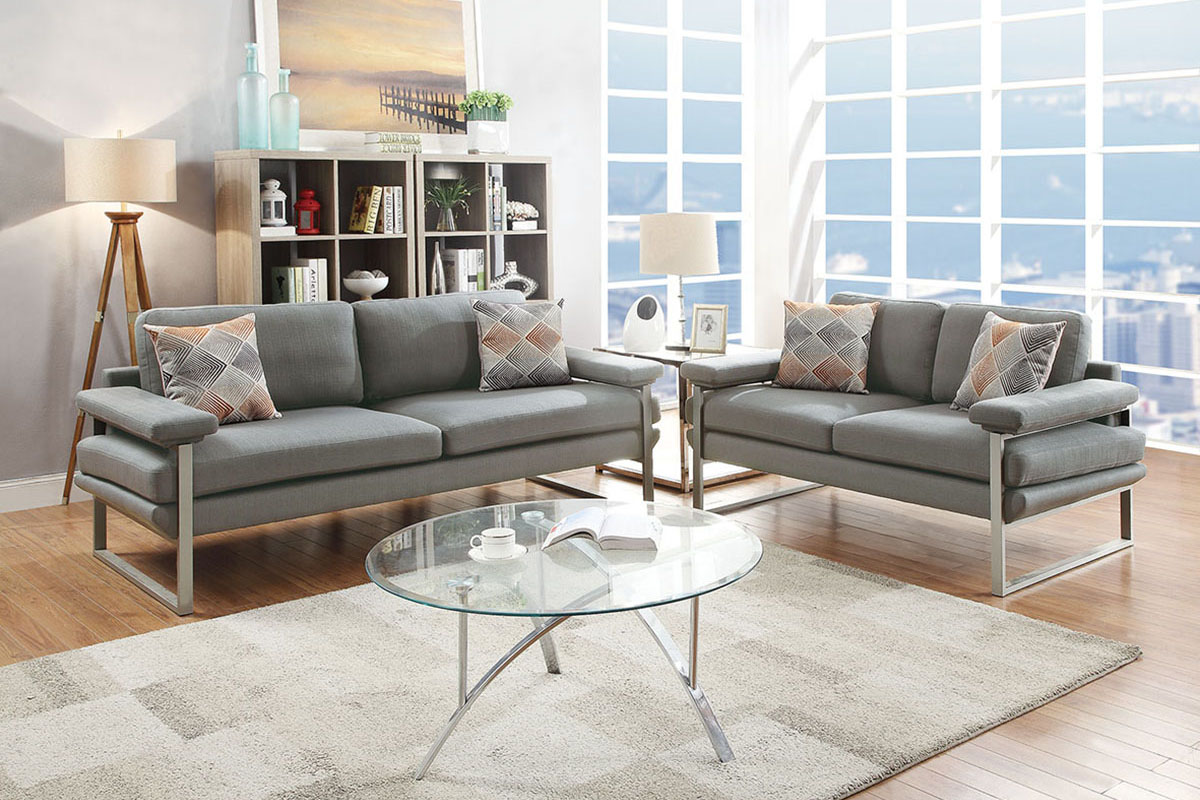 2-Pcs Sofa Set - F6559