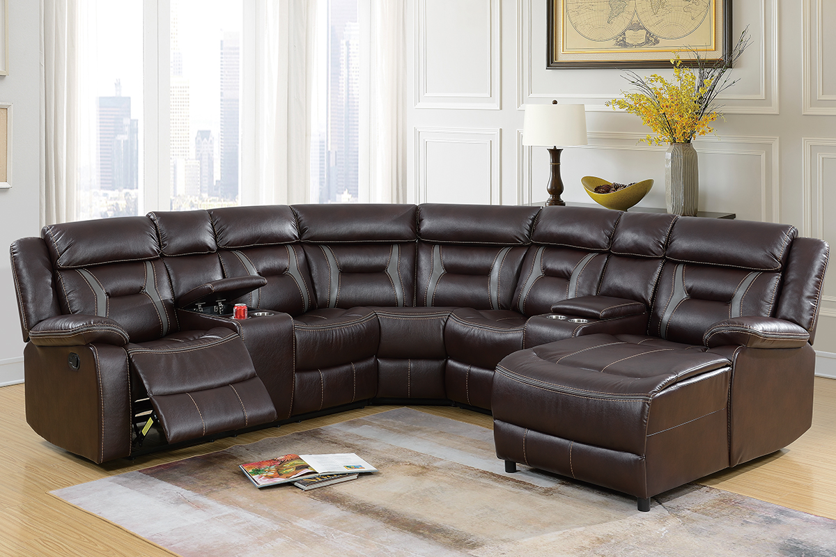 Motion Sectional - F6703