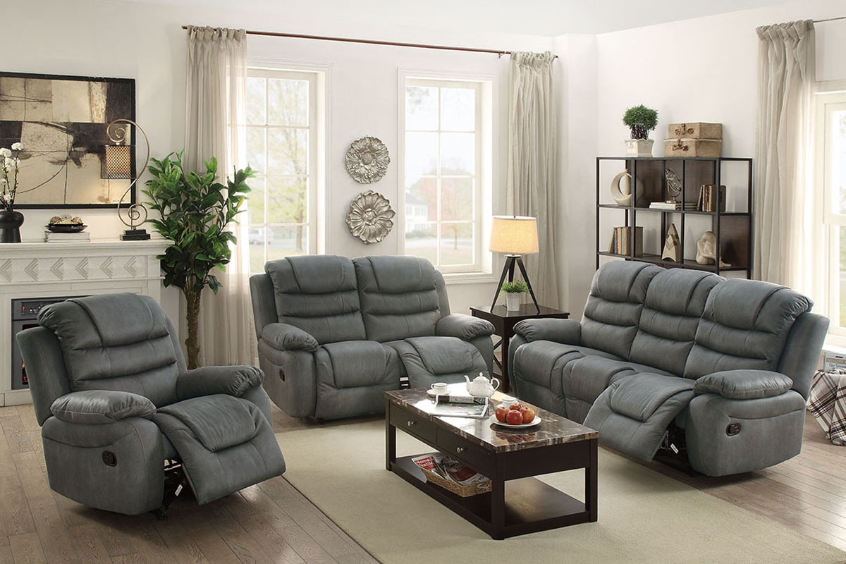 Motion Loveseat - F6759