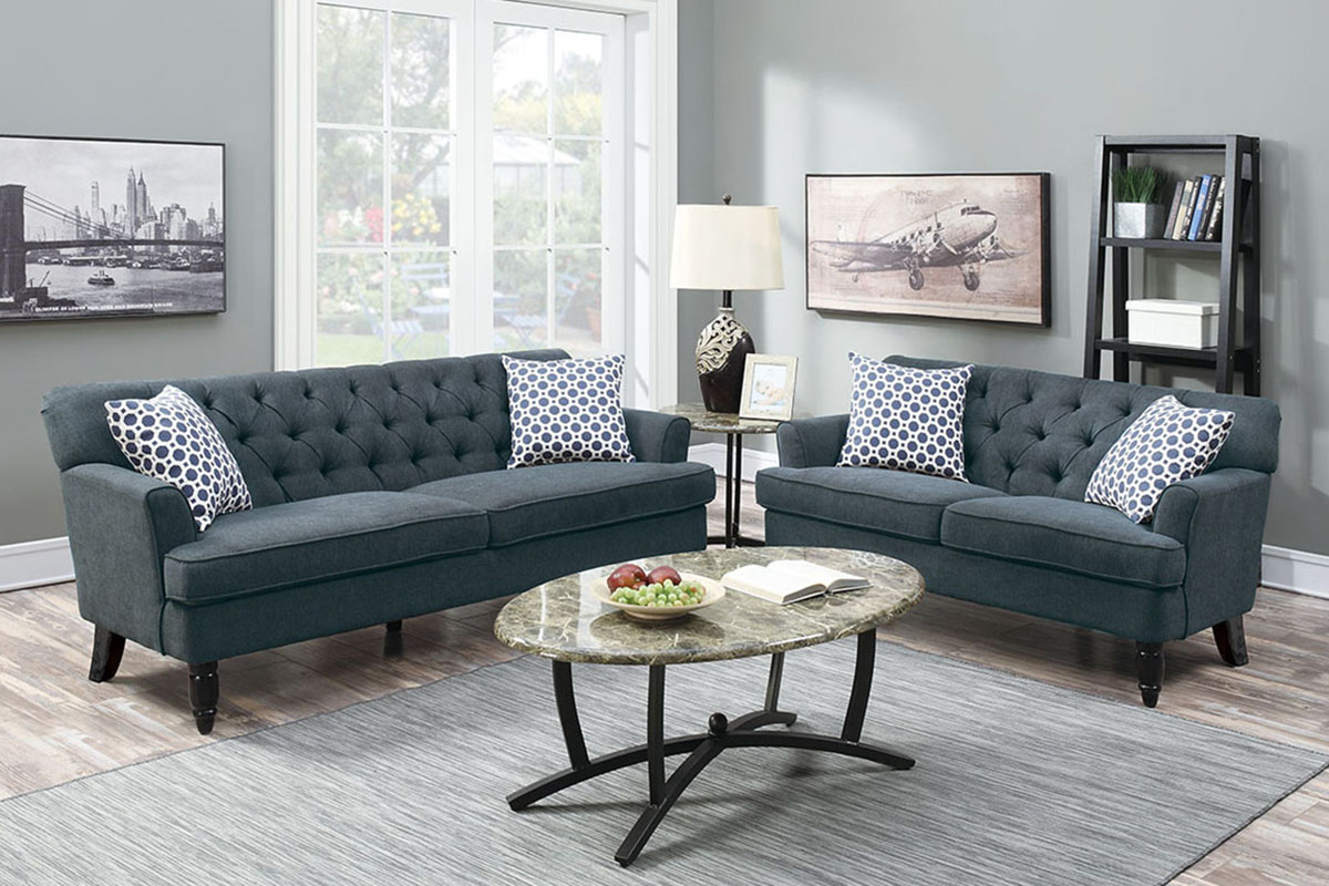 2-Pcs Sofa Set - F6941
