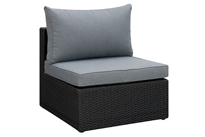 Outdoor Armless Chair - P50142